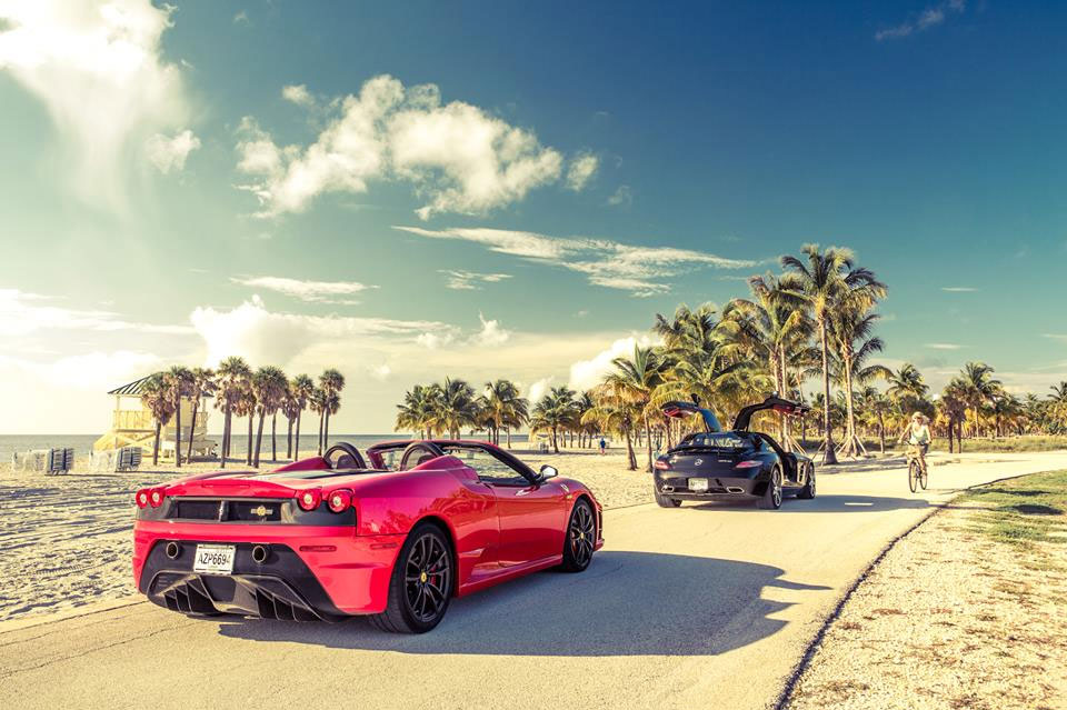 Florida Getaways Luxury and Exotic Car Rentals