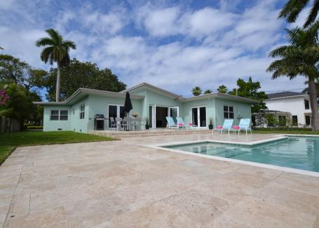 Seven Isles Vacation Rental Villa