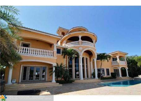 Fort Lauderdale Beach Vacation Rental Villa