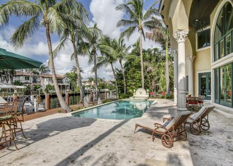 Harbor Beach Vacation Rental Villa